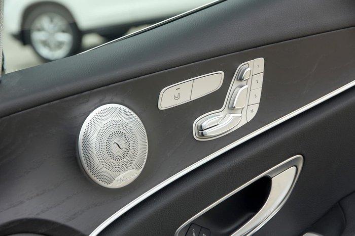 2017 Mercedes-Benz E-Class E200 W213 Black