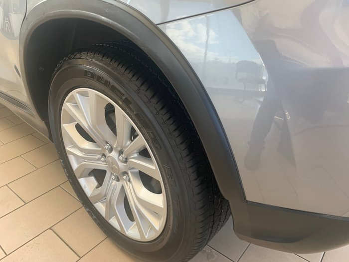 2018 Mitsubishi ASX ES XC MY19 Grey