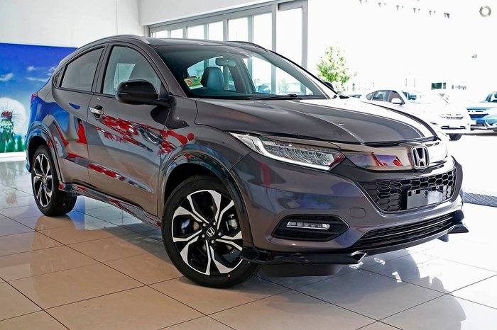 2020 Honda HR-V RS MY20 Grey
