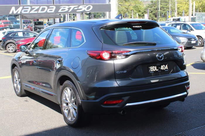 2019 Mazda CX-9 GT TC Grey