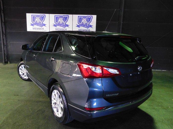 2018 Holden Equinox LS+ EQ MY18 Blue