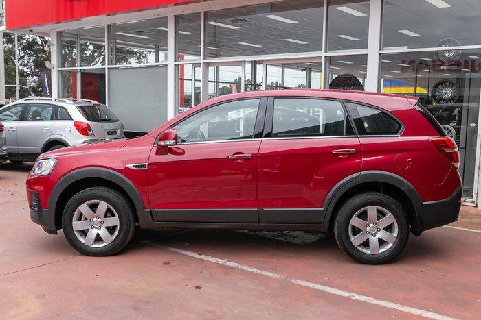 2016 Holden Captiva LS CG MY16 Red