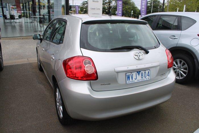 2008 Toyota Corolla Conquest ZRE152R Silver