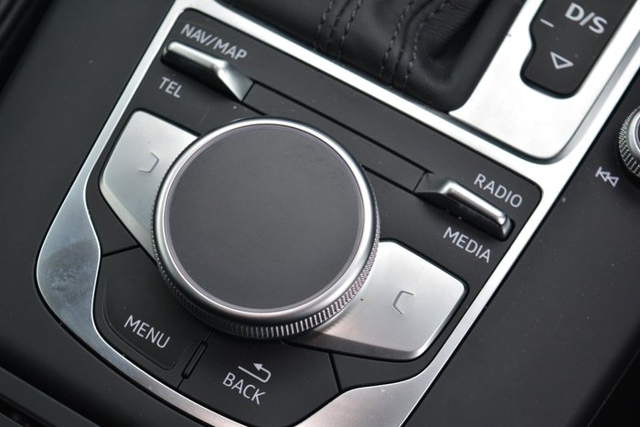 2018 Audi A3 35 TFSI 8V MY19 White