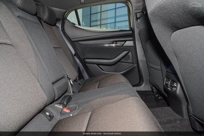 2019 Mazda 3 G20 Evolve Hatch BP Machine Grey Metallic