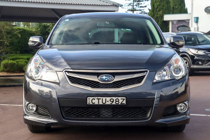 2009 Subaru Liberty 2.5i Sports Premium 5GEN MY10 Four Wheel Drive Grey