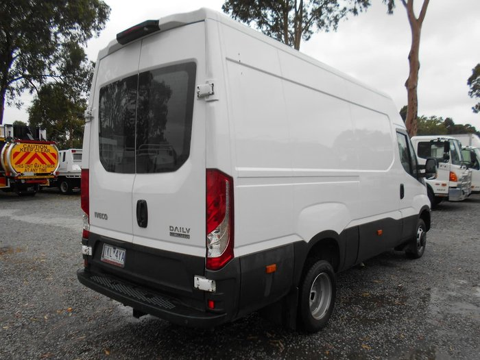 2017 IVECO 50C17 null null White