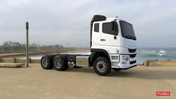 2020 FUSO SHOGUN 455HP - 12SP AMT/AIR SUSP. PRIME MOVER DEMO null null White