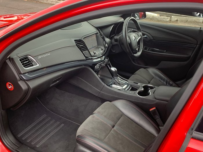 2014 Holden Commodore SS Storm VF MY14 Red
