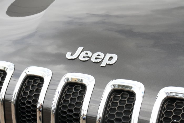 2015 Jeep Cherokee Longitude KL MY15 4X4 On Demand Grey