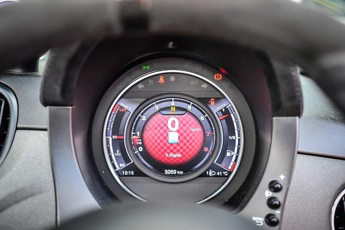 2018 Abarth 595 Competizione Series 4 Black
