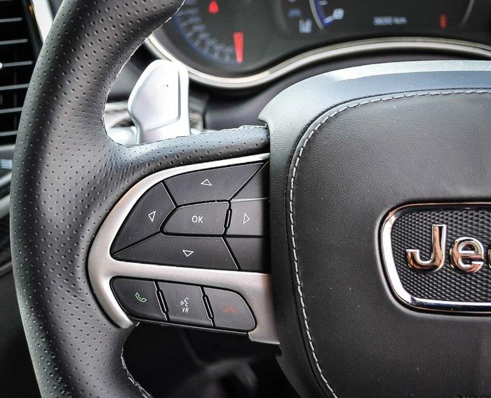 2018 Jeep Grand Cherokee Trackhawk WK MY18 4X4 On Demand Black