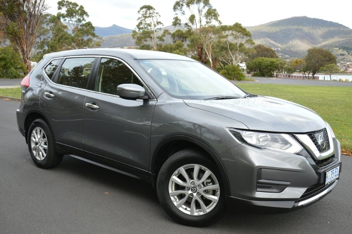 2017 Nissan X-TRAIL ST T32 Series II 4X4 On Demand GREY