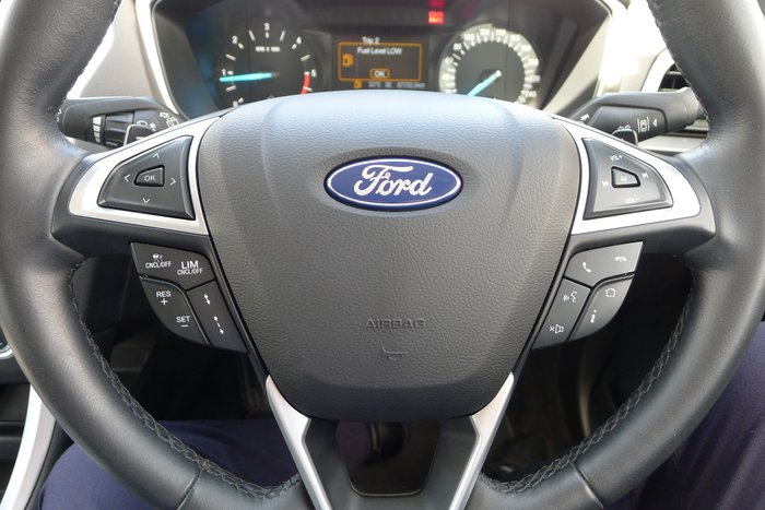 2015 Ford Mondeo Ambiente MD Blue