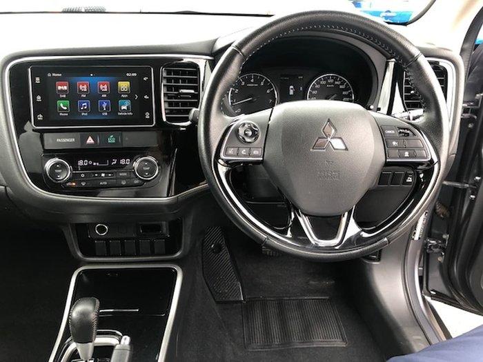 2018 Mitsubishi Outlander LS ZL MY18.5 Grey