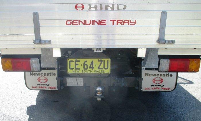 0 Hino 616 - 300 Series Trade Ace White