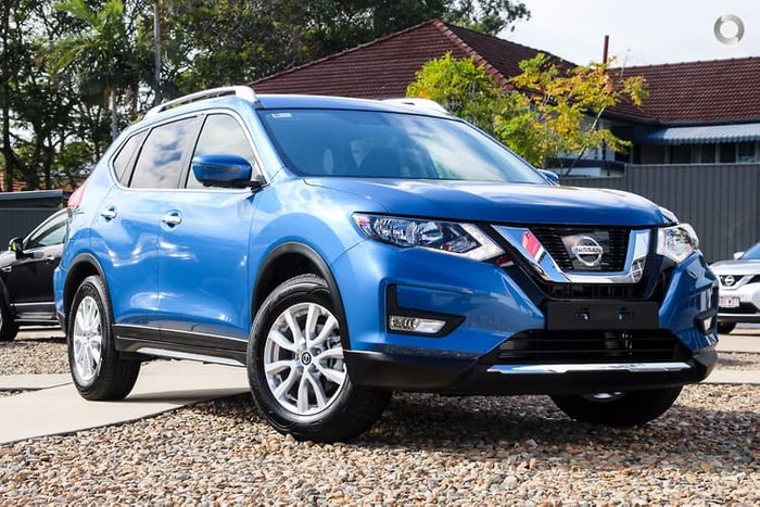 2019 Nissan X-TRAIL ST-L T32 Series II Blue