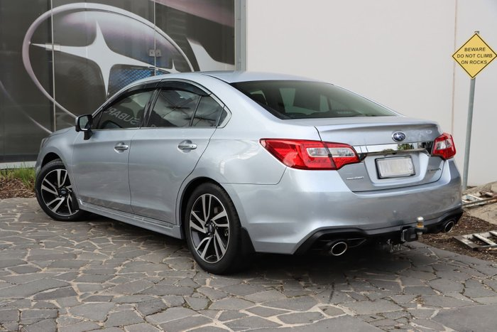 2017 Subaru Liberty 3.6R 6GEN MY17 Four Wheel Drive Silver