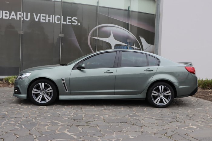 2014 Holden Commodore SV6 VF MY14 Grey