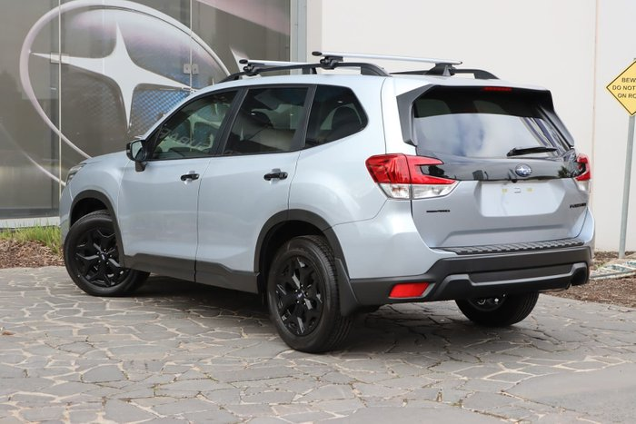 2019 Subaru Forester 2.5i S5 MY20 Four Wheel Drive Silver