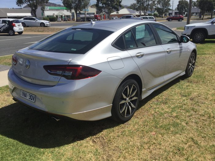 2018 Holden Commodore RS ZB MY19 Silver