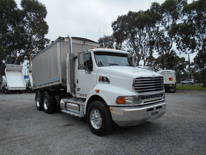 2007 STERLING LT9500 null null White