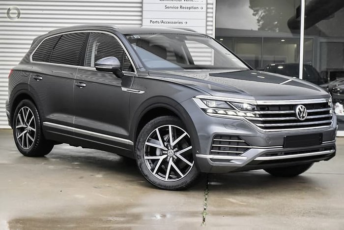 2019 Volkswagen Touareg 190TDI Launch Edition