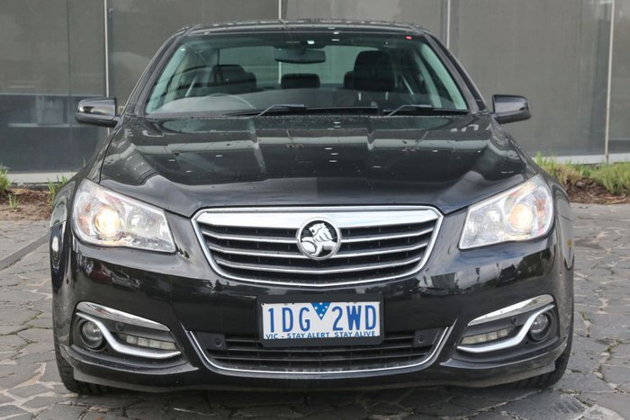 2014 Holden Calais VF MY14 Black