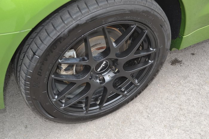 2015 Holden Ute SV6 VF MY15 Green