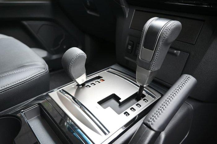 2019 Mitsubishi Pajero GLS Leather Option NX MY20 4X4 Dual Range White
