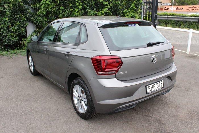 2019 Volkswagen Polo 85TSI Comfortline AW MY19 Grey
