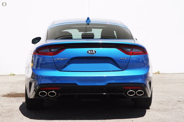 2020 Kia Stinger GT CK MY20 Blue