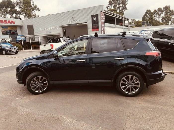 2017 Toyota RAV4 Cruiser ASA44R 4X4 On Demand GALATIC AQUA MICA