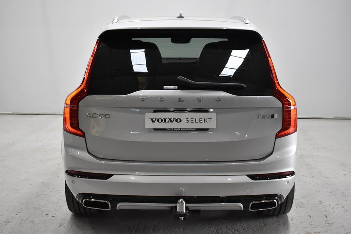 2019 Volvo XC90 T6 R-Design MY19 4X4 On Demand Silver