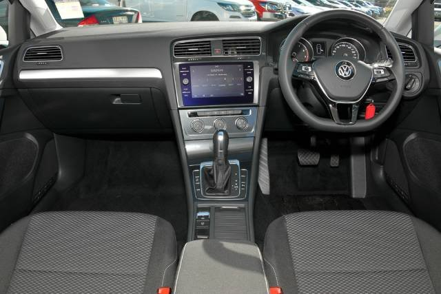 2020 Volkswagen Golf 110TSI Trendline 7.5 MY20 PURE WHITE