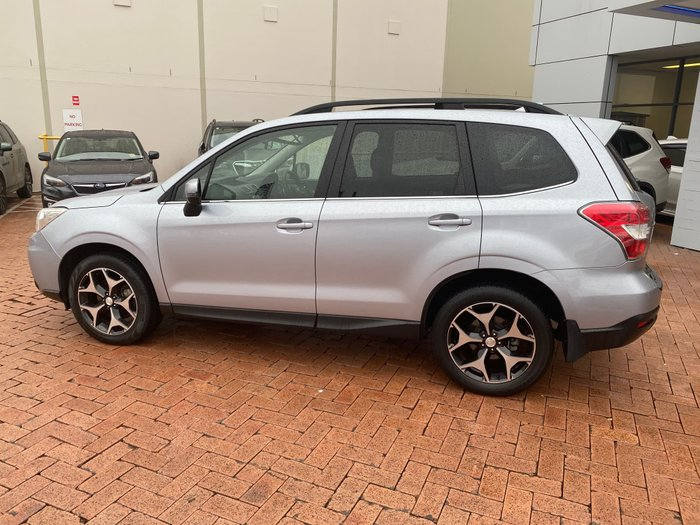 2015 Subaru Forester 2.0D-S S4 MY15 Four Wheel Drive Silver