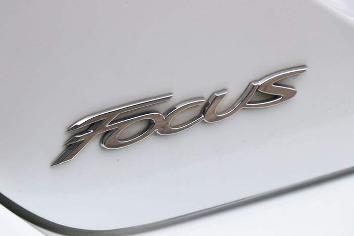 2014 Ford Focus Sport LW MKII White