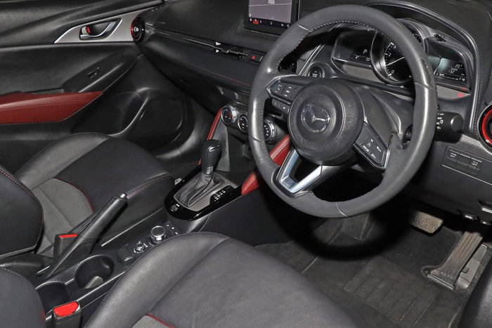 2017 Mazda CX-3 sTouring DK 4X4 On Demand Red