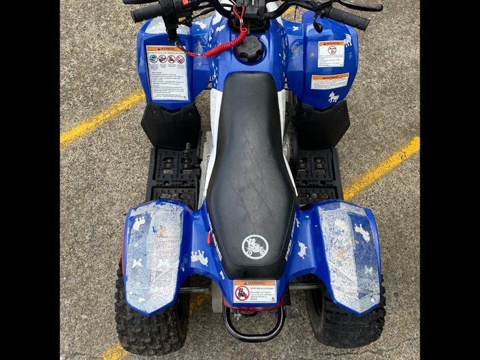 2012 Polaris OUTLAW 50 (4x2) BLUE