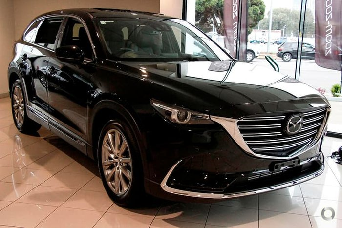 2019 Mazda CX-9 Azami TC 4X4 On Demand Black