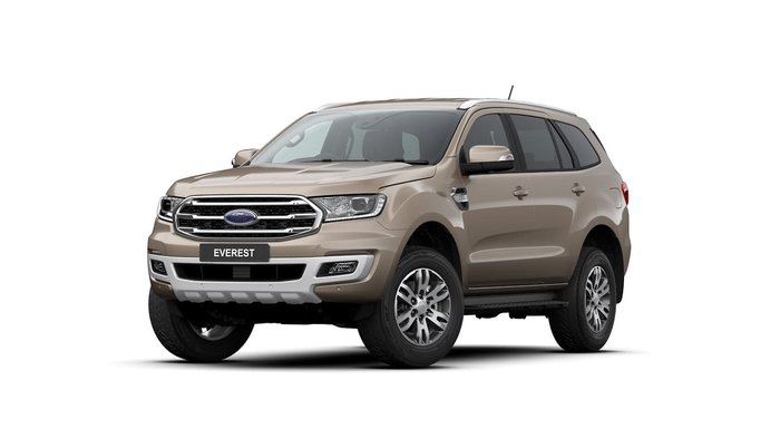 2020 Ford Everest Trend UA II MY20.25 4X4 Dual Range Diffused Silver