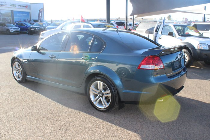 2008 Holden Commodore SV6 VE MY09 Blue