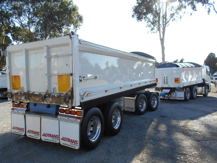 2013 UD GW 26420 null null White