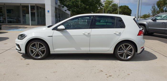 2019 Volkswagen Golf 110TSI Highline 7.5 MY20 White