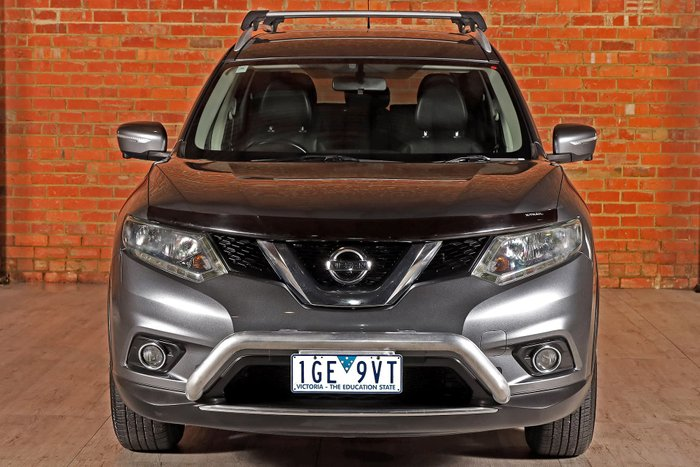 2014 Nissan X-TRAIL ST-L T32 4X4 On Demand Grey