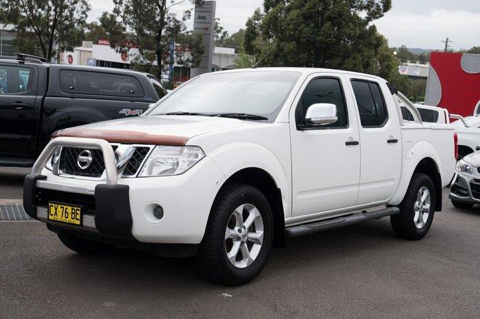 2011 Nissan Navara