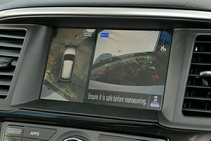 2019 Nissan Pathfinder Ti R52 Series III MY19 4X4 On Demand DIAMOND BLACK