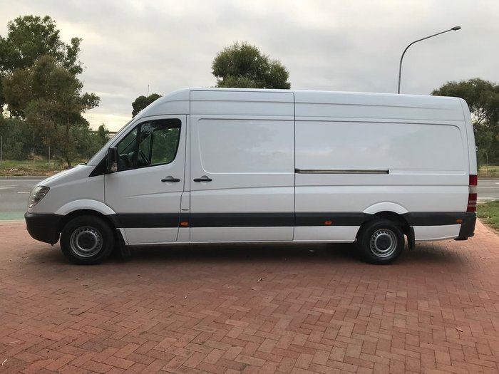 2013 MERCEDES-BENZ SPRINTER 316CDI null null White