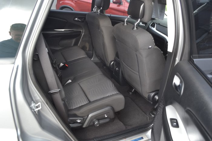 2014 Fiat Freemont Base JF MY15 Silver