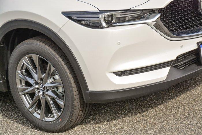 2019 Mazda CX-5 Akera KF Series 4X4 On Demand White